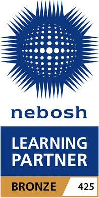 Nebosh Learning Partner Logo - Bronze 425